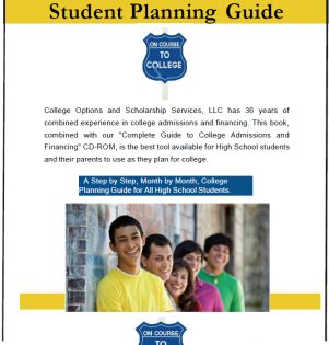 StudentPlanningGuide